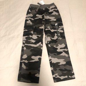 5T Toddler Camo Pants